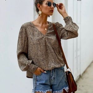 SHEIN long sleeve top